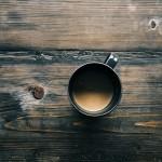 Aromatyczna kawa z ekspresu