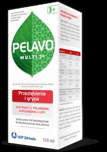 syrop Pelavo Multi 3+
