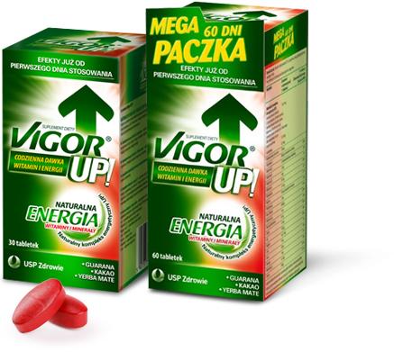 tabletki vigor up na wzmocnienie organizmu