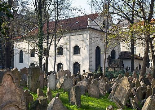 Muzeum Żydowskie w Pradze
