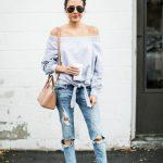 Modne jeansy – wiosna 2017