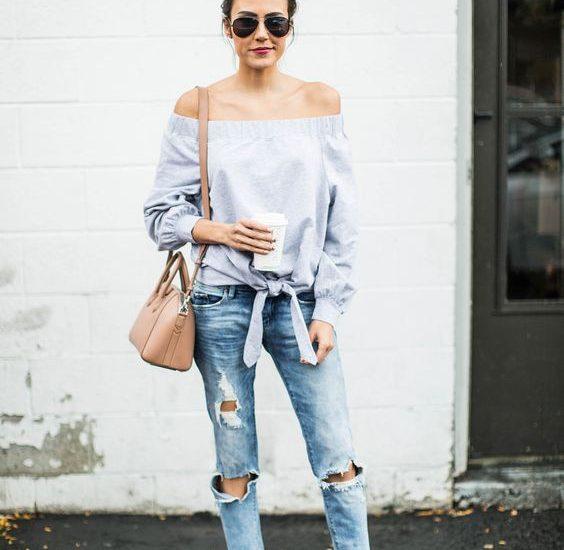 modne dżinsy 2017