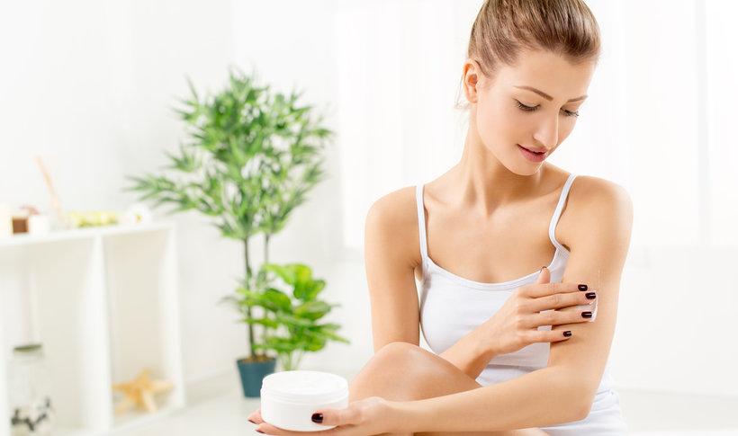 jak dbać o suchą skórę