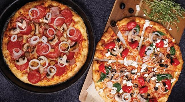 dobra pizzeria w warszawie