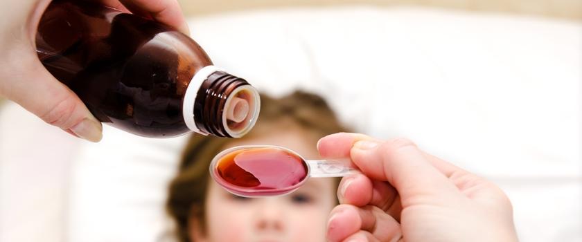 sposoby na przeziębienie dla dzieci