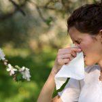 Katar alergiczny objawy