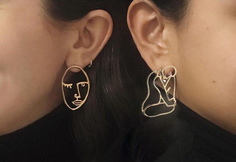 jaka biżuteria do kształtu twarzy