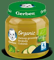 produkty gerber organic
