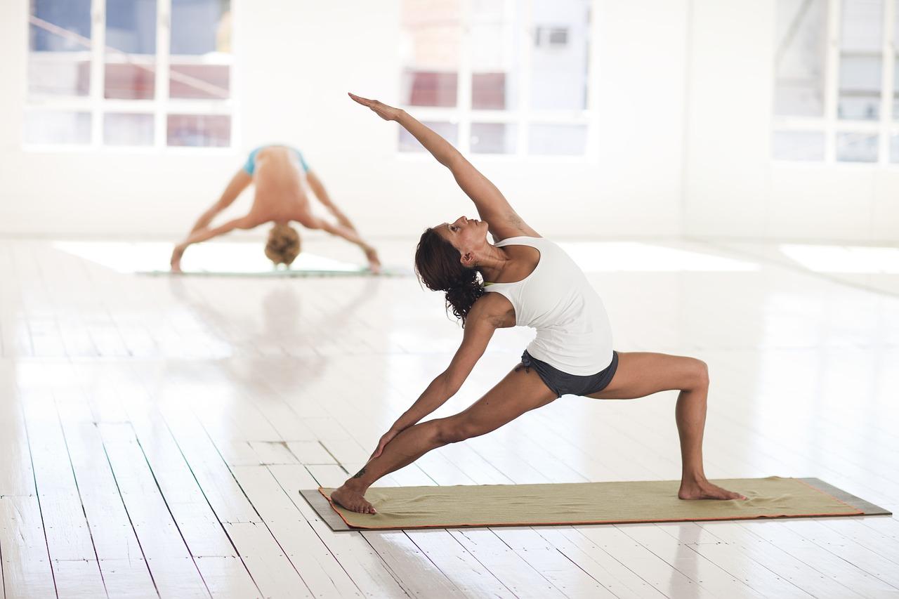 ćwiczenie jogi zalety