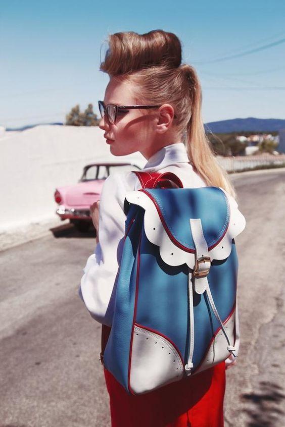 modny plecak damski