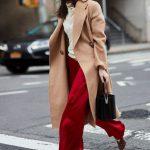 Beżowy płaszcz – must have wiosny!
