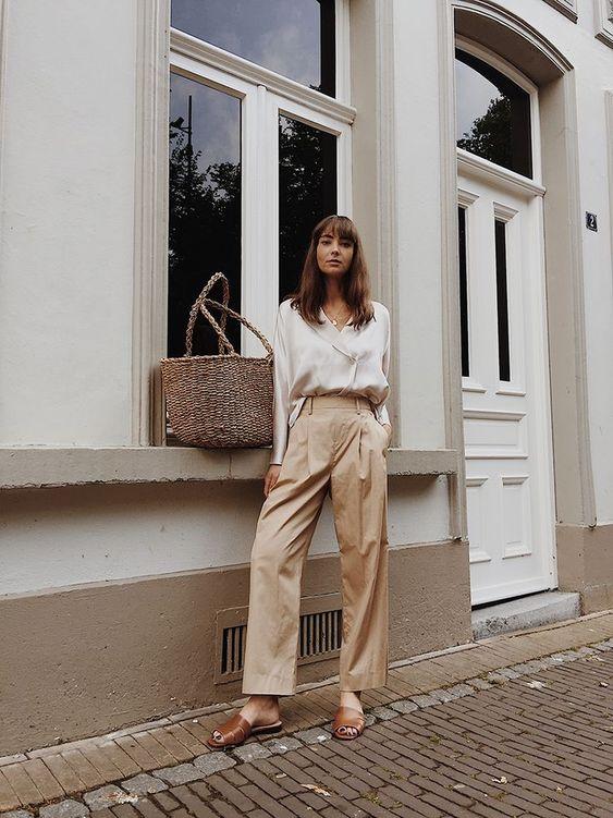 modne beże lato 2019