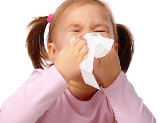 zapalenie górnych dróg oddechowych