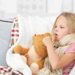 Zapalenie górnych dróg oddechowych u dzieci