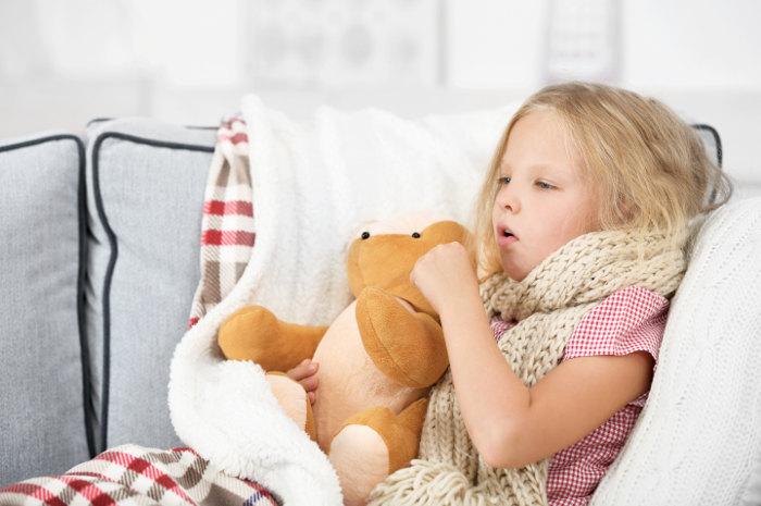 infekcja górnych dróg oddechowych