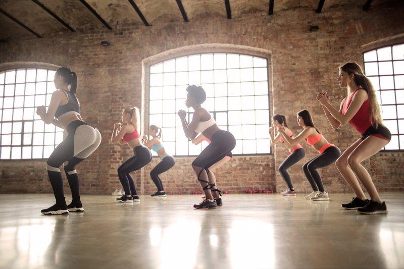 bootie balet - nowoczesna forma aktywności fizycznej
