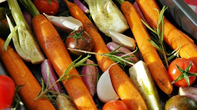 Warzywa - witaminy na talerzu
