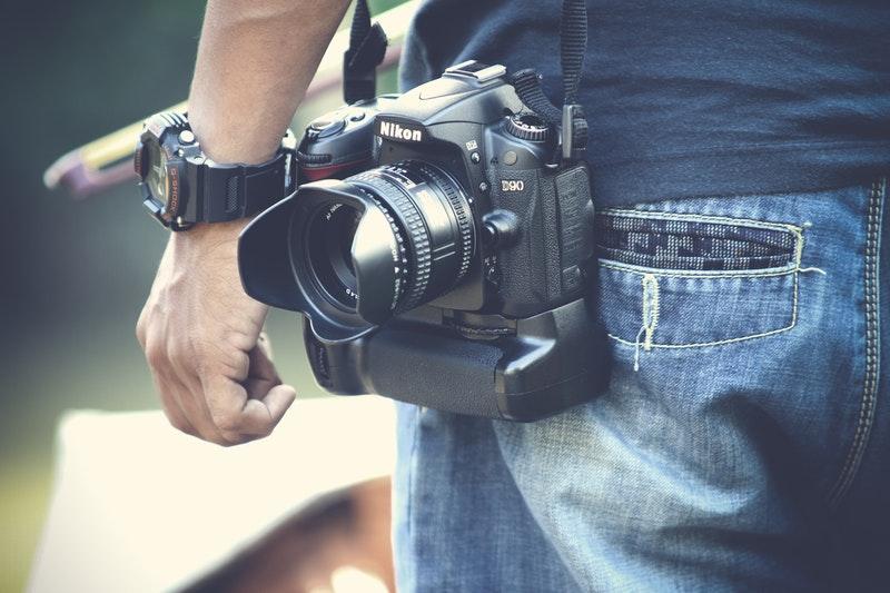 Kurs fotografii Kraków, Warszawa - Akademia Nikona - pozwoli zapoznać się ze sprzętem profesjonalnym