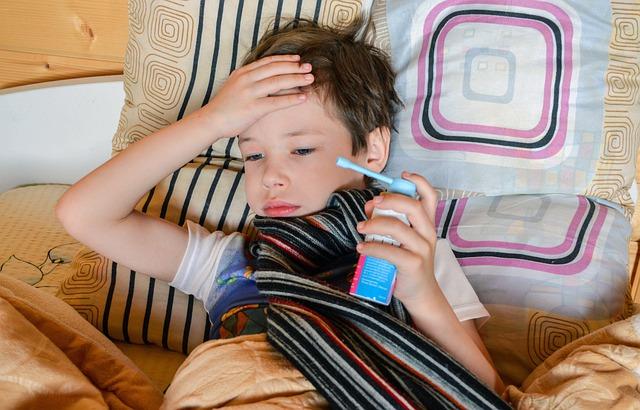 Infekcje wirusowe często dotykają dzieci. Pomoże Groprinosin syrop
