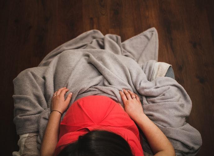 pozycja do spania w ciąży