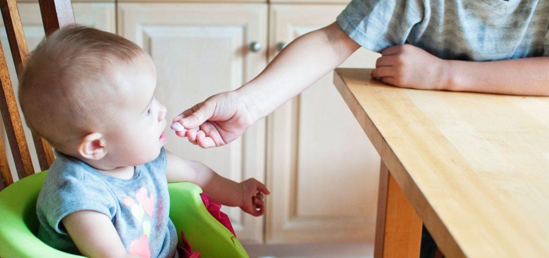 przekąski dla dzieci - wprowadzanie do diety