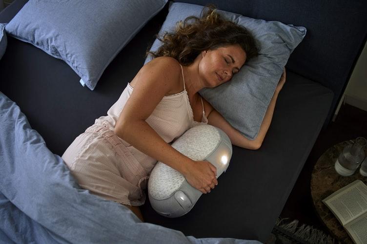 spanie na boku w ciąży